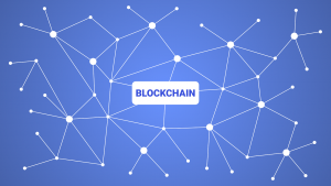 le réseau chaine de blocs blockchain
